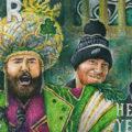 Philadelphia Eagles Super Bowl Art Prints